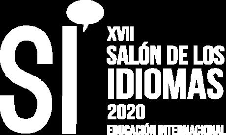 200122 anagrama XVII salon de los idiomas 2020 educacion internacional blanco SIN CIRCULO